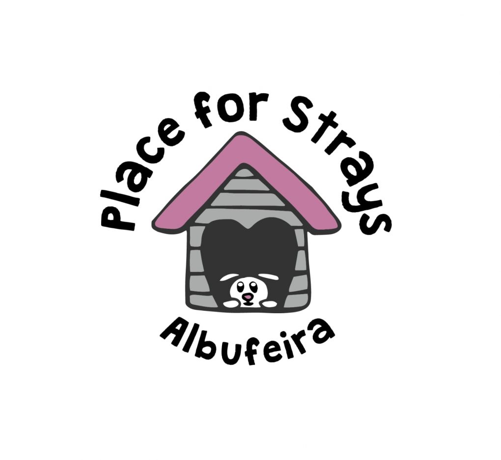Place for Strays Albufeira Portugal Logo
